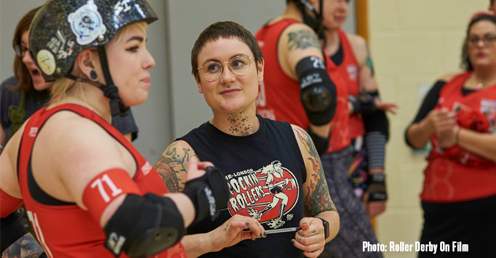 ROLLER DERBY Coaches